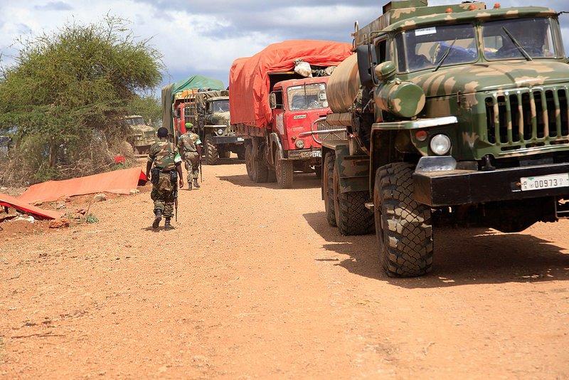 Ethiopian National Defense Force (ENDF) 1246