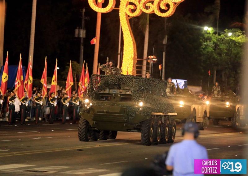 Armée du Nicaragua / Nicaraguan Armed Forces 1294