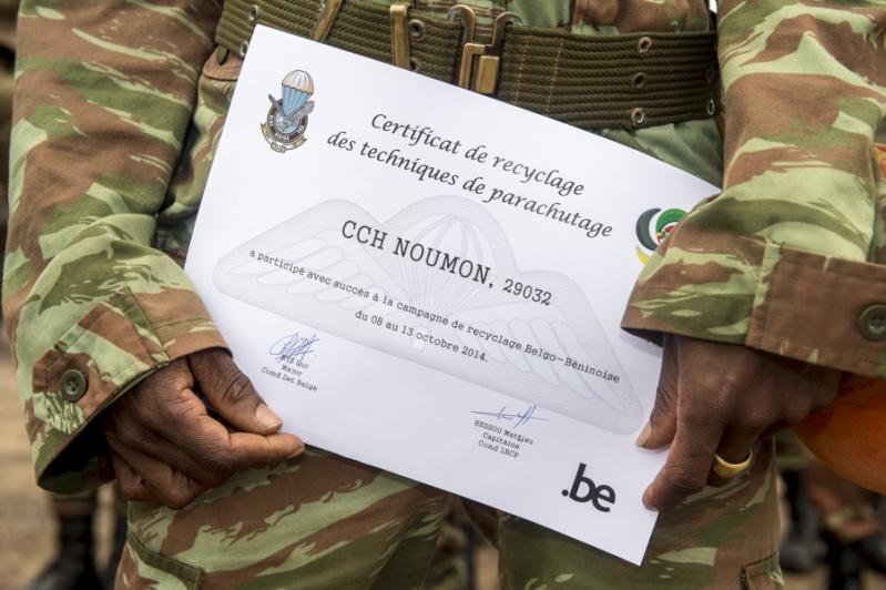 L'Armée du Bénin 13110