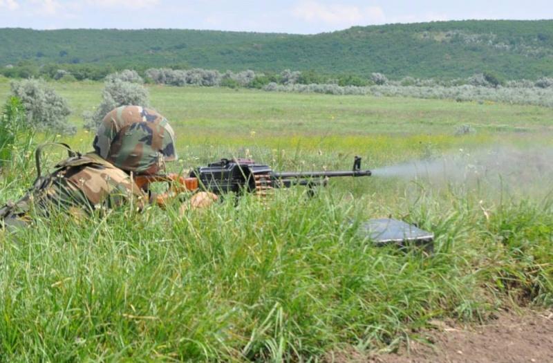 Forces armées moldaves 1342