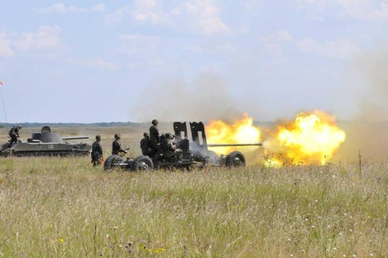 Forces armées moldaves 1374