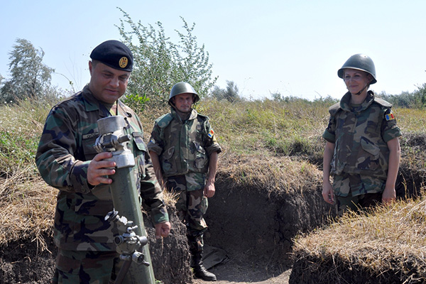 Forces armées moldaves 1378