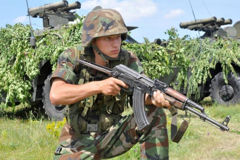 Forces armées moldaves 1437