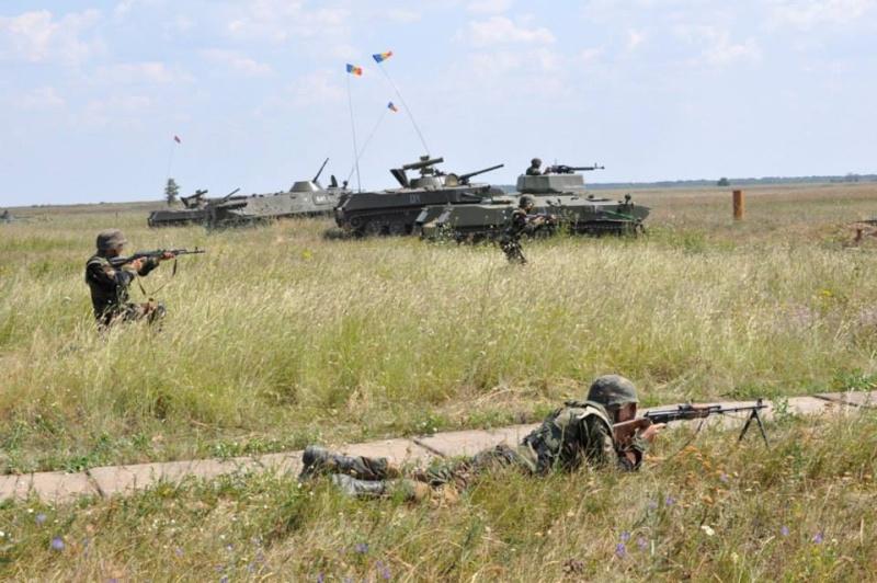 Forces armées moldaves 1466