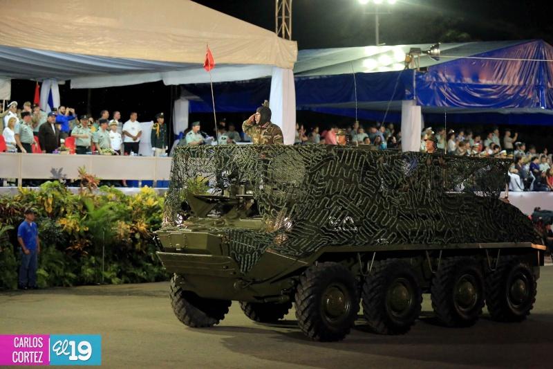 Armée du Nicaragua / Nicaraguan Armed Forces 1475