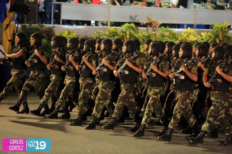 Armée du Nicaragua / Nicaraguan Armed Forces 1570