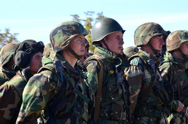 Forces armées moldaves 1595
