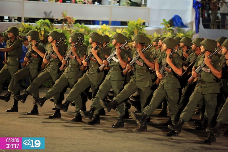 Armée du Nicaragua / Nicaraguan Armed Forces 1657