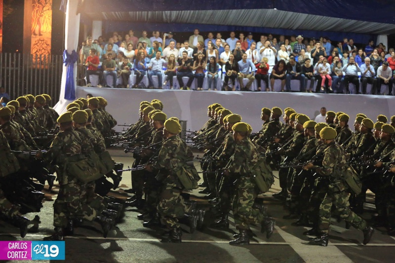 Armée du Nicaragua / Nicaraguan Armed Forces 1751