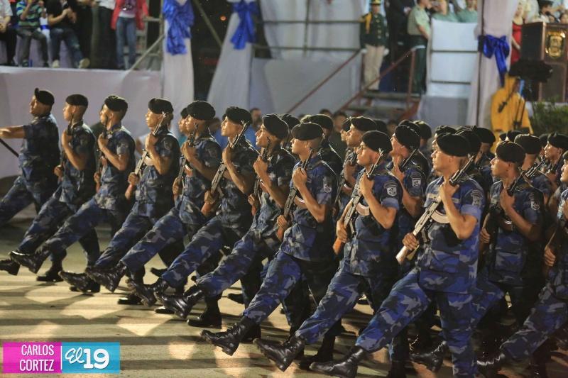 Armée du Nicaragua / Nicaraguan Armed Forces 1841