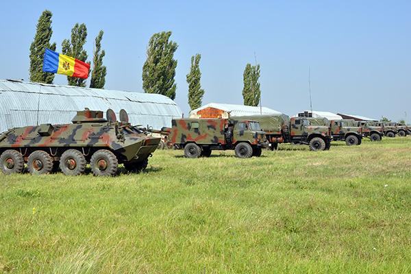 Forces armées moldaves 189