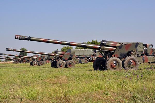 Forces armées moldaves 2109