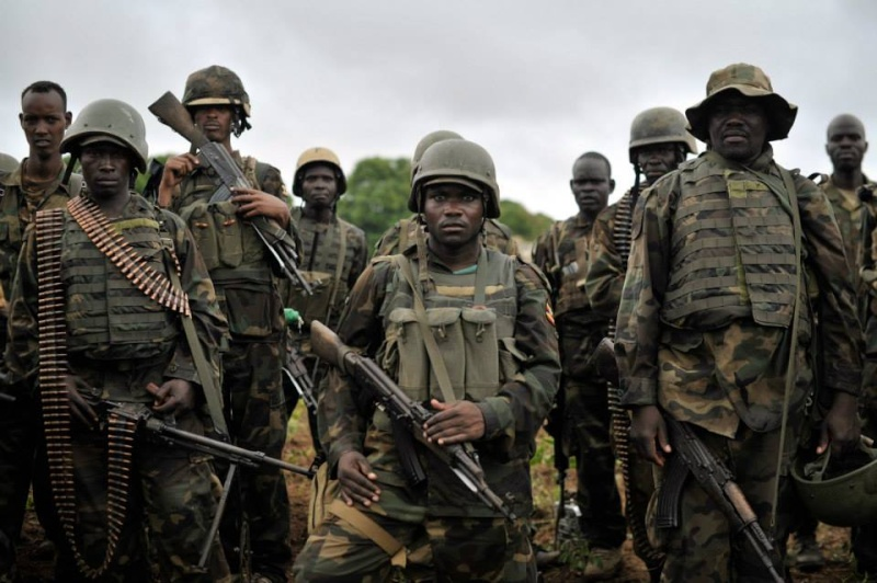 Armée Ougandaise/Uganda Peoples Defence Force (UPDF) - Page 4 2170