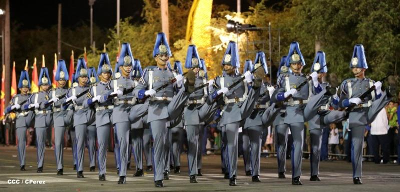 Armée du Nicaragua / Nicaraguan Armed Forces 2198