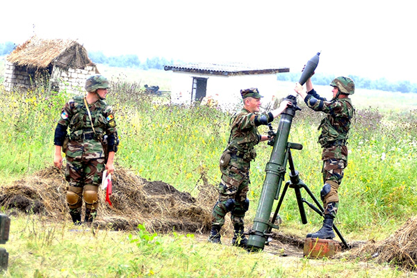 Forces armées moldaves 222