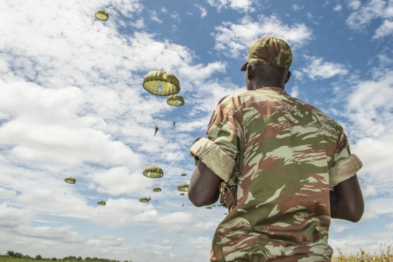 L'Armée du Bénin 2350