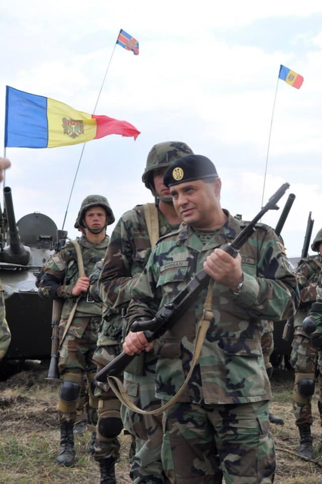 Forces armées moldaves 284