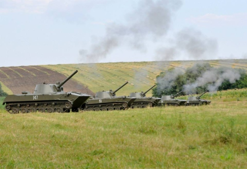 Forces armées moldaves 291