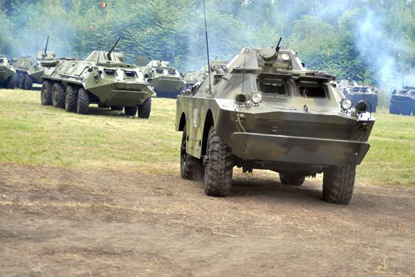 Forces armées moldaves 3153