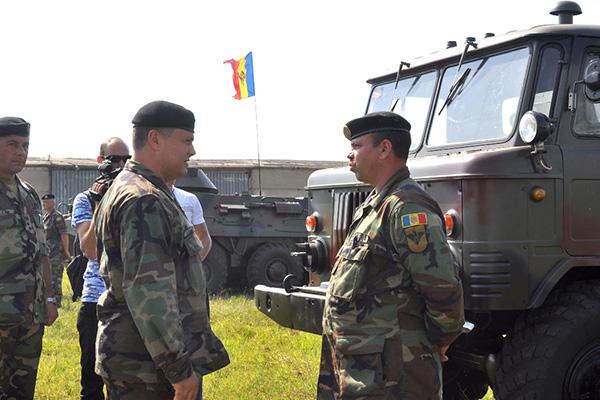 Forces armées moldaves 3204