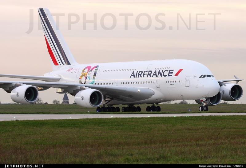 Air France 322
