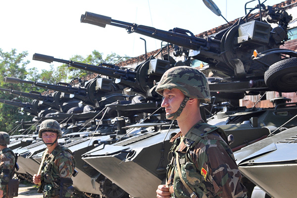 Forces armées moldaves 3224