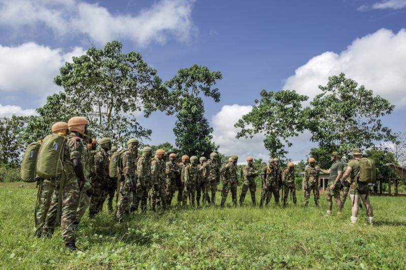 L'Armée du Bénin 3368