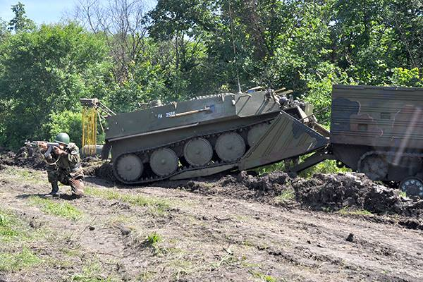 Forces armées moldaves 348