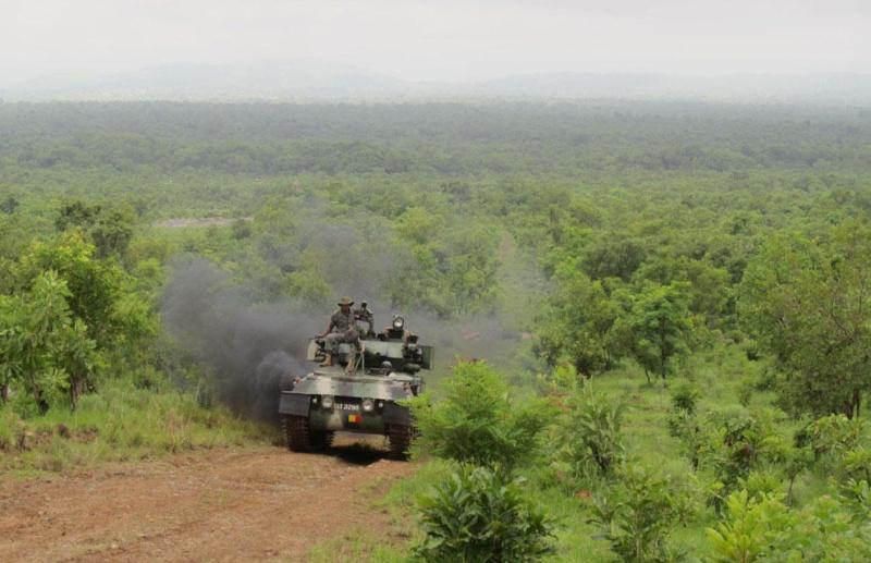 Forces Armées Togolaises / Togolese Armed Forces - Page 2 398
