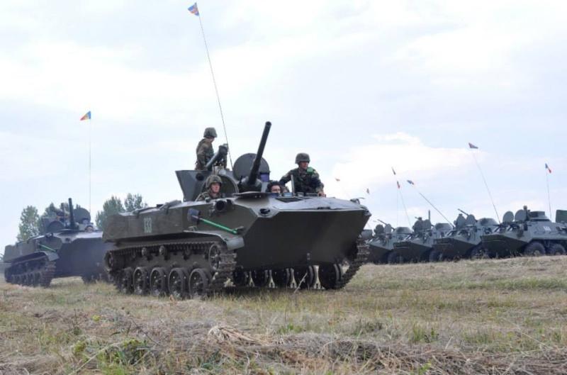 Forces armées moldaves 4145