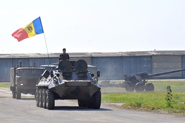 Forces armées moldaves 4155