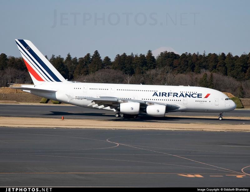 Air France 417