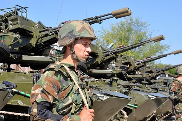 Forces armées moldaves 4170