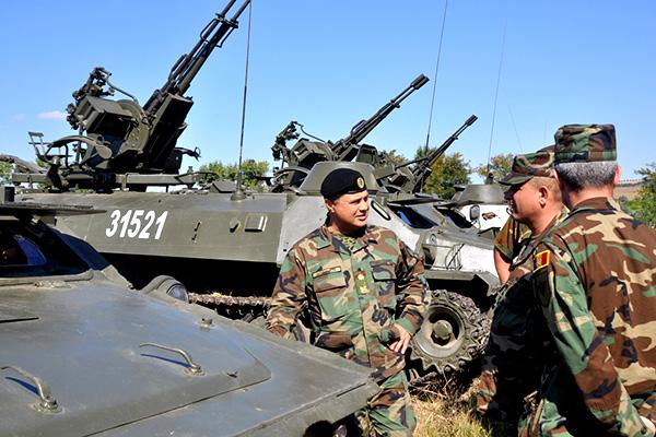 Forces armées moldaves 4188