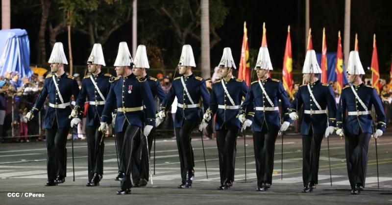 Armée du Nicaragua / Nicaraguan Armed Forces 4202