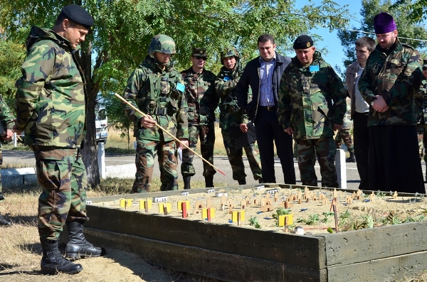 Forces armées moldaves 4237