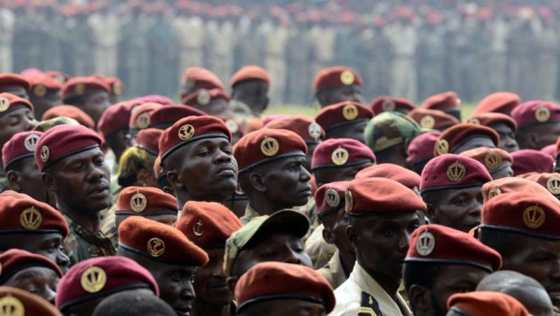 Armées de la République centrafricaine  472