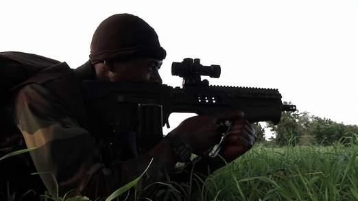 Forces Armées Camerounaises - Page 3 494