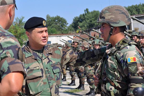 Forces armées moldaves 5110