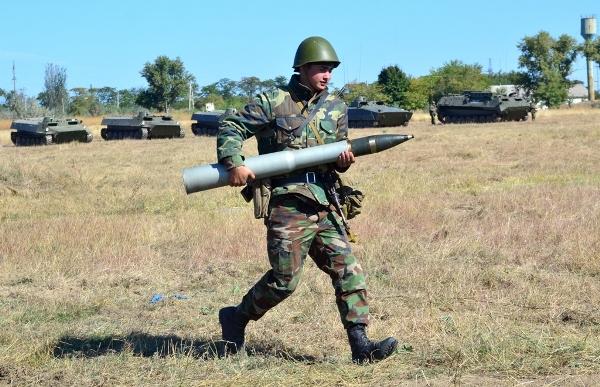 Forces armées moldaves 5166