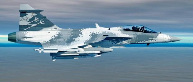 Sea Gripen 5167