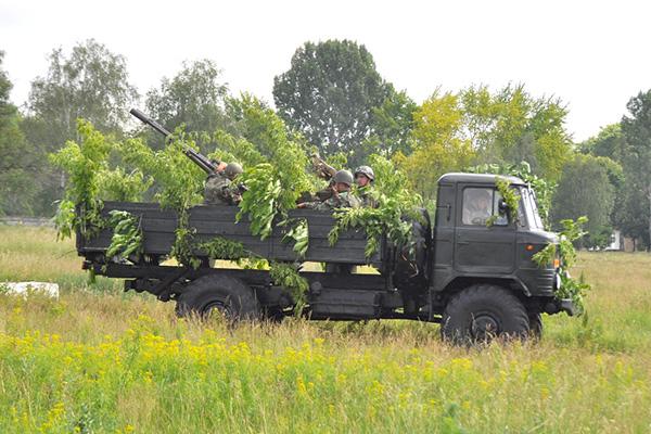 Forces armées moldaves 541