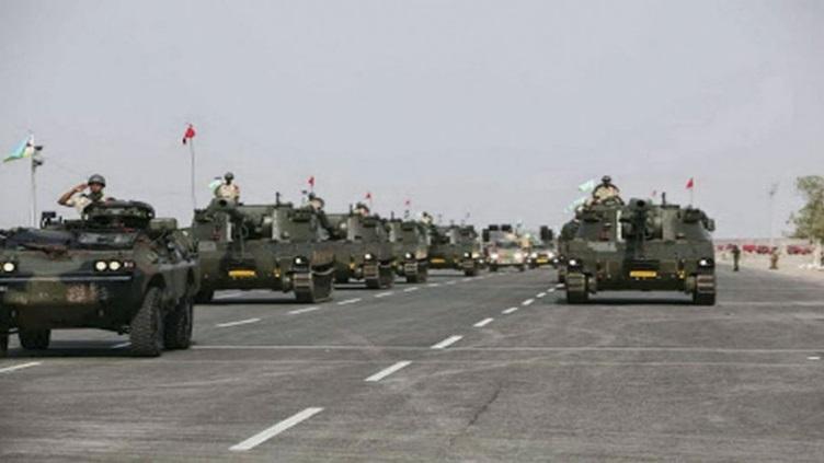 Armée djiboutienne / Djibouti National Army - Page 2 6119