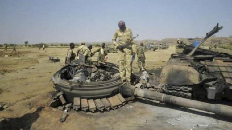 Armées du Sud Soudan 6152