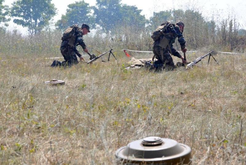 Forces armées moldaves 6208