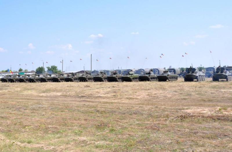 Forces armées moldaves 6211