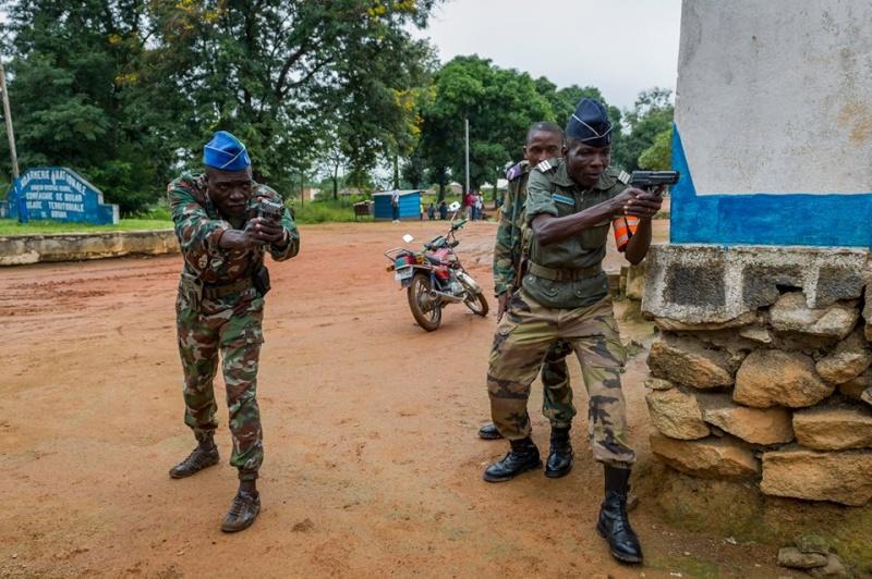 Armées de la République centrafricaine  6217