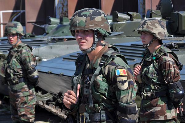 Forces armées moldaves 6234