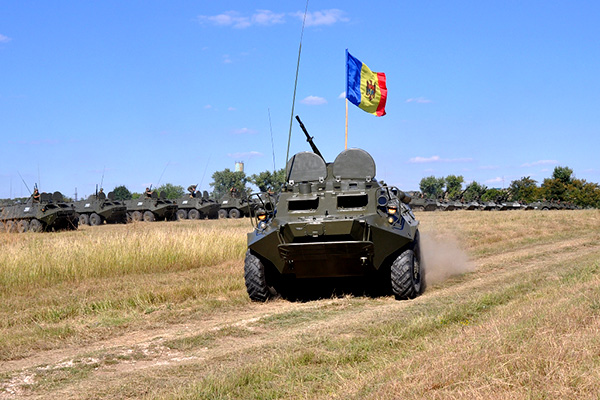 Forces armées moldaves 6248