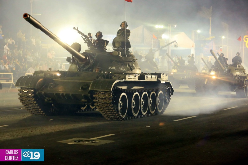 Armée du Nicaragua / Nicaraguan Armed Forces 6257
